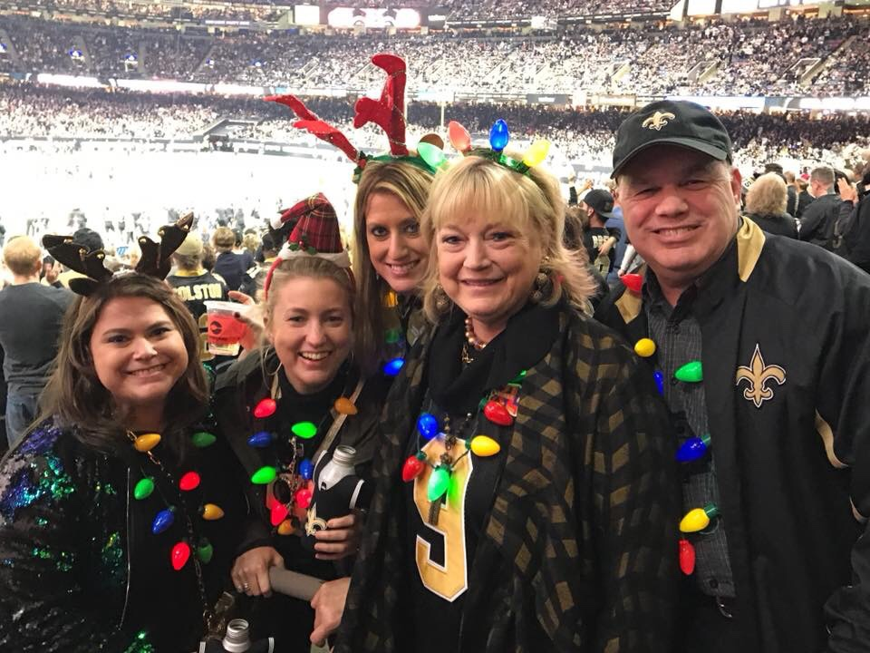 A Saints game in New Orleans is more than going to a football game! It s  the perfect time to experience the City of New Orleans at its finest. df59edb5c